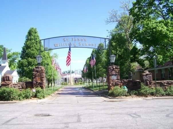 SJMS Front Gate